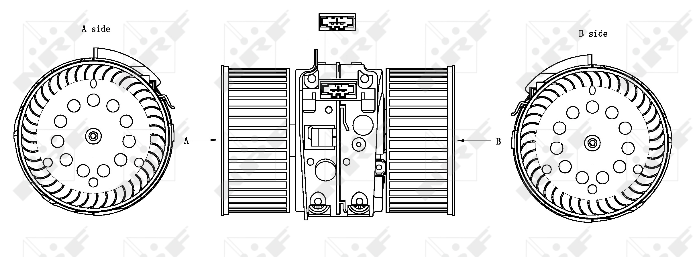 34161 Renault Megane 15d 200811 201508 Engine Cooling Diagram