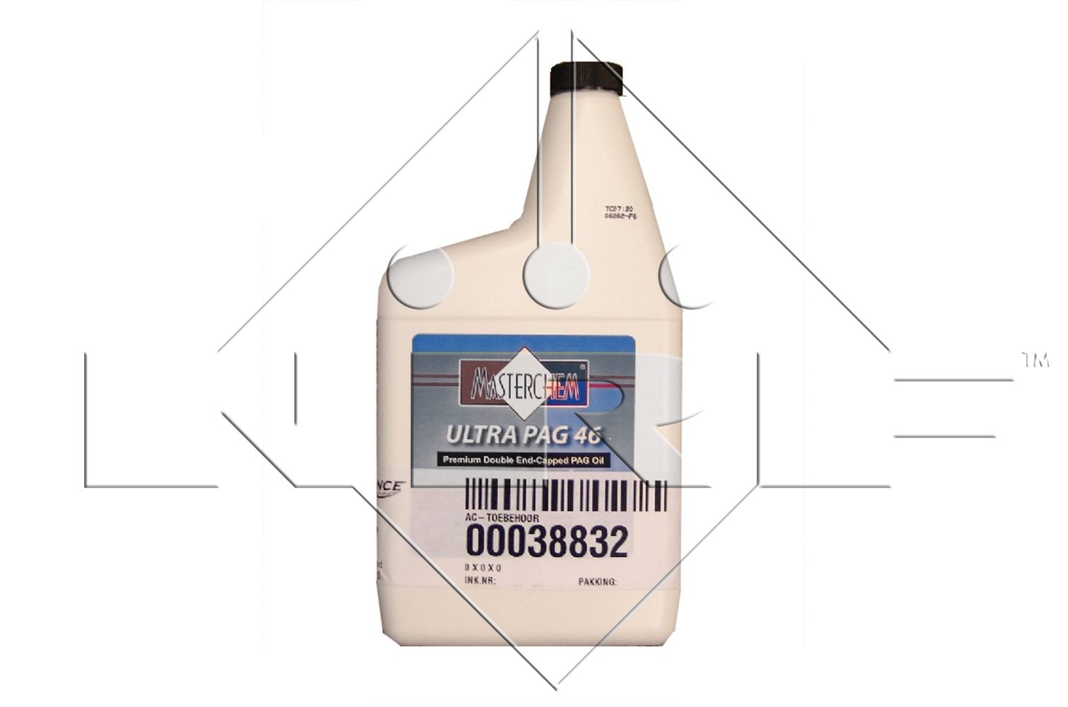 38832 pag iso46 double end capped 944ml