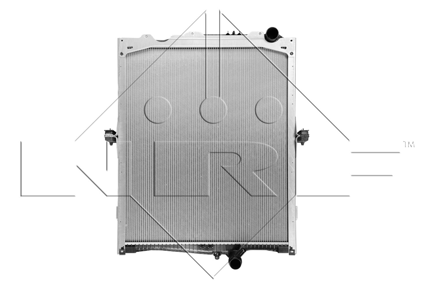 Motork/ühlung NRF 53422-NRF 53422 K/ühler