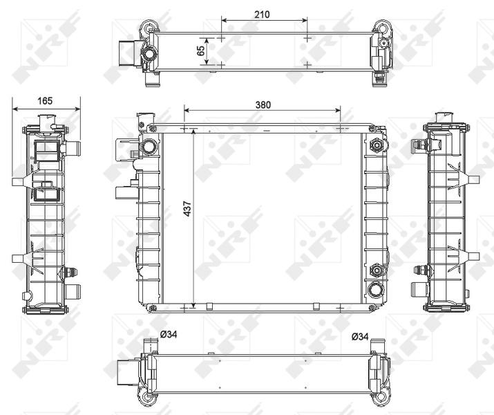 52298   HYSTER FORKLIFT H177 XM